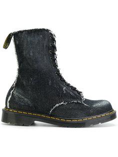 ботинки на шнуровке Off-White