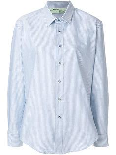 рубашка в полоску  Off-White