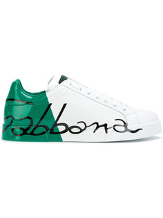 кроссовки Portofino Dolce & Gabbana