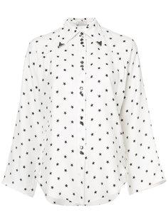 star print shirt Nina Ricci