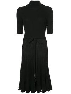 расклешенное платье   Nina Ricci