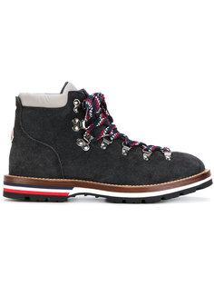 ботинки Blanche на шнуровке Moncler