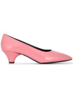 туфли с заостренным носком Marni