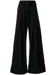 расклешенные брюки Mustang Ann Demeulemeester