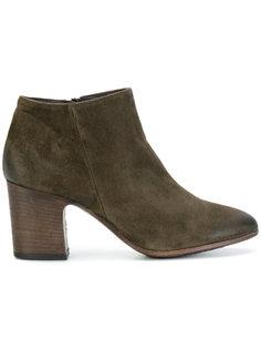 ботинки на каблуке Pantanetti