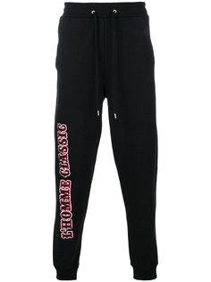 спортивные брюки с вышивкой Not Guilty Homme