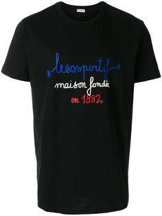футболка 1882 Le Coq Sportif