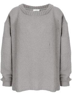 свободный свитер  Faith Connexion