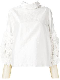 плиссированная блузка  Toga
