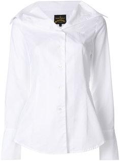 рубашка с большим воротником  Vivienne Westwood