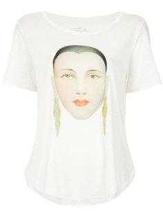 футболка Tarsila Face Osklen