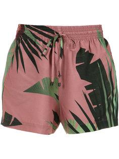 Anturio printed shorts Osklen