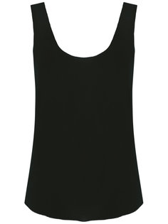 scoop neck tank top Osklen