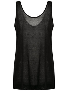 sheer tank top Osklen