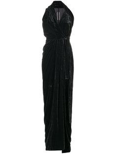вечернее платье Limo Rick Owens