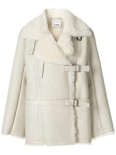 куртка из овчины Dushamble  Jil Sander