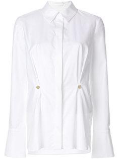 рубашка с плиссировкой  Carven