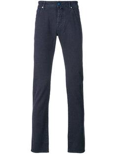 фактурные брюки Jacob Cohen