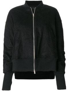 асимметричная куртка-бомбер Andrea Yaaqov