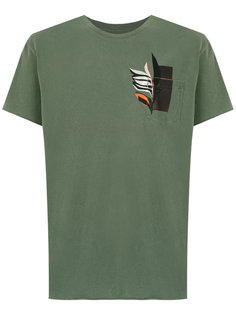 chest pocket T-shirt Osklen