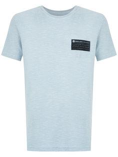 logo print T-shirt Osklen