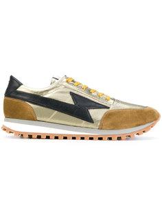 кроссовки с заплатками в виде вспышки молнии Marc Jacobs