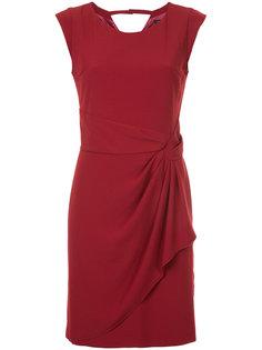 платье со сборкой  Loveless