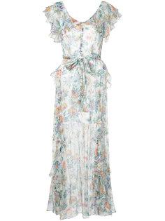 длинное платье Oh Oh Oh Alice Mccall