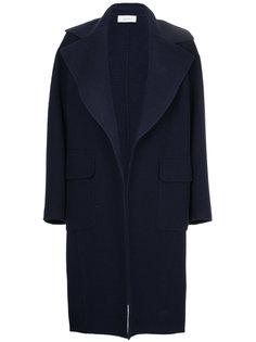 однобортное пальто Astraet