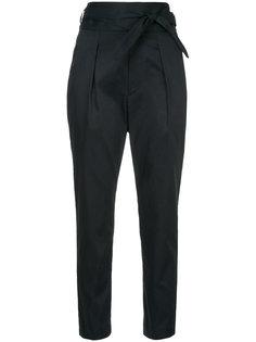 брюки с высокой талией с поясом En Route