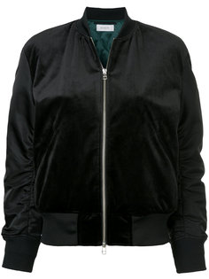 куртка-бомбер на молнии En Route