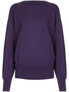 пуловер с длинными рукавами с вырезом H Beauty&Youth