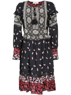 платье-туника с оборками Sea