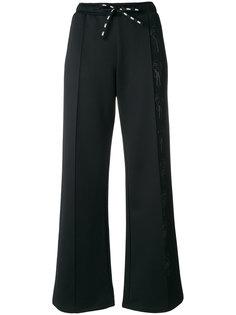 брюки с принтом Karlito Fendi