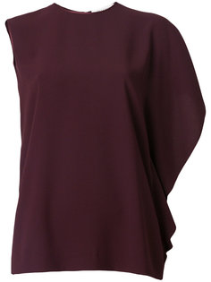 блузка на одно плечо Maison Margiela