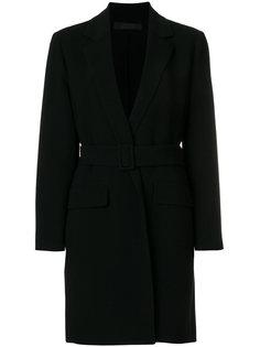 пальто с поясом  The Row