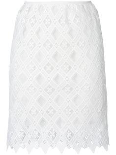 кружевная юбка  Giamba