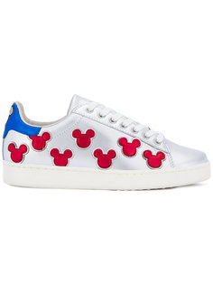 Mickey Mouse embellished sneakers Moa Master Of Arts