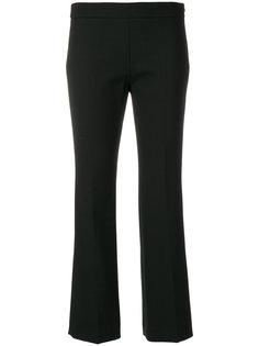 укороченные расклешенные брюки  Incotex