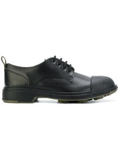 туфли со шнуровкой на низком каблуке Pezzol 1951