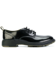 броги на низких каблуках Pezzol 1951