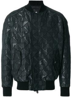стеганая куртка-бомбер  Tom Rebl