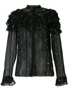 декорированная блузка Dodo Bar Or