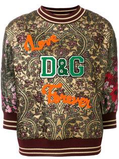 джемпер Love Forever Dolce & Gabbana