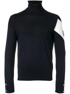 свитер с высоким горлом Moncler Gamme Bleu