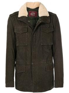 куртка с накладными карманами Stewart