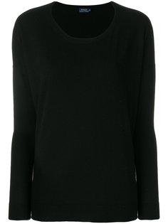 свободный свитер с круглым вырезом Polo Ralph Lauren