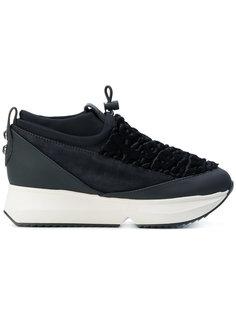 кроссовки на платформе Alexander Smith