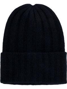 классическая трикотажная шапка The Elder Statesman