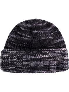 трикотажная шапка-бини The Elder Statesman